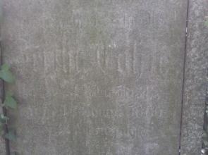 Jüdischer Friedhof in Tarnowskich den Bergen